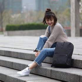 Ef Xiaomi Millet Tas Ransel Laptop Casual xiaomi millet tas ransel laptop casual black
