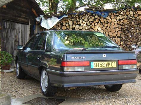 renault 25 gtx renault 25 gtx photos news reviews specs car listings