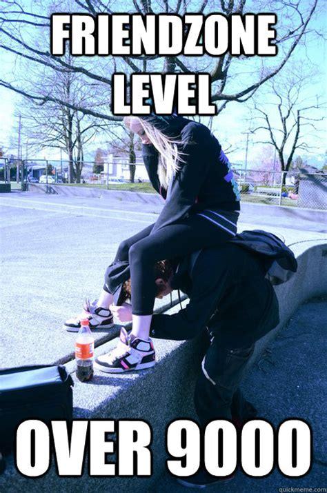 Level Meme - friendzone level over 9000 friendzone level 9000 quickmeme