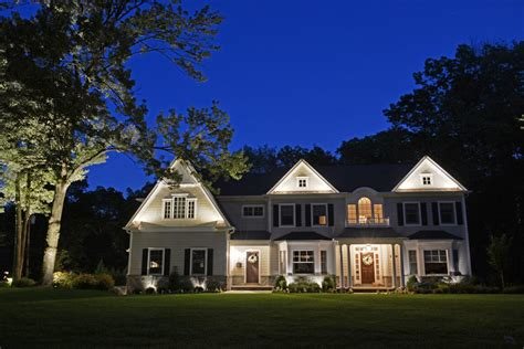 Wyckoff Lighting by Landscape Lighting Photos Bergen County Horizon
