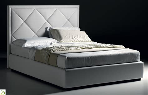 Good Rivestimento Letto Matrimoniale #1: letto-moderno-imbottito-contenitore-matrimoniale.jpg
