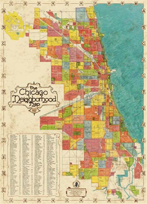 chicago map by neighborhood welcome to bigstick inc chicago neighborhood map 2nd