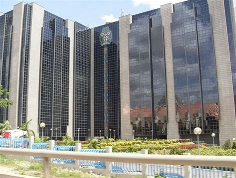 central bank of nigeria cbn says eight banks account for 71 3 of deposits