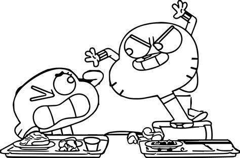 gumball math coloring page gumball math coloring sheet coloring pages