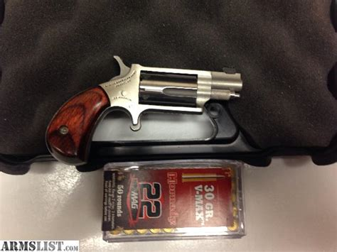 american arms pug 22 magnum armslist for sale american arms pug 22 mag