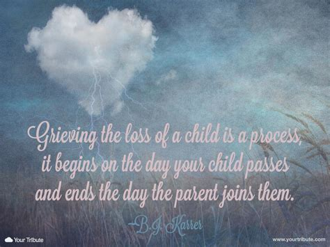 words of comfort after death of a child loss of child quotes your tribute