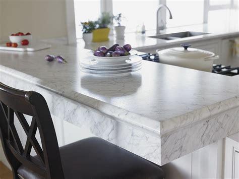 Bianco Carrara Countertop by Formica Laminate Swingle Stiers Countertops