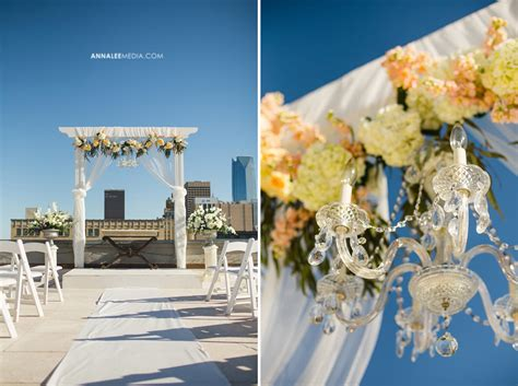 Jessica Grant Great Gatsby Inspired Rooftop  Ee  Wedding Ee
