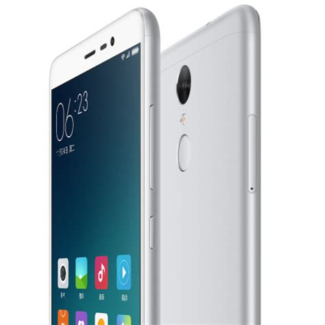 Xiaomi Redmi Note 3 Pro Metallic And Tree Bark Textured buy xiaomi redmi note 3 pro silver color qualcomm snapdragon 650 hexa 1 8ghz 3gb ram 32gb