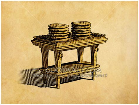 Table Of Showbread by Table Of Showbread