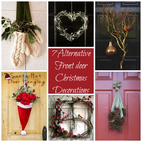 decorating your front door for 7 alternative ideas for decorating your front door this