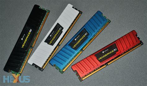 low profile ram corsair introduces low profile vengeance memory ram