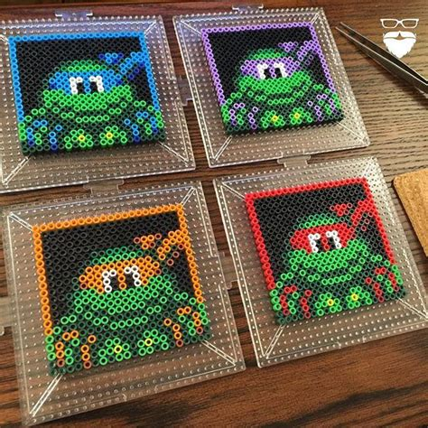 perler bead coasters 184 best images about perler boys cars etc on