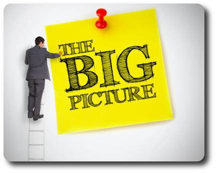 the big picture seeing the big picture in your jewelry marketing strategy four grainer