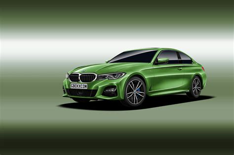 bmw  series previewed  masterful rendering