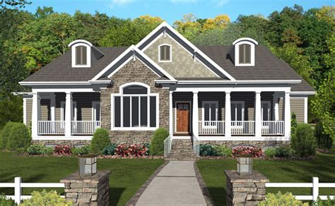 front view house plans the forest glade 3090 3 bedrooms and 2 baths the house