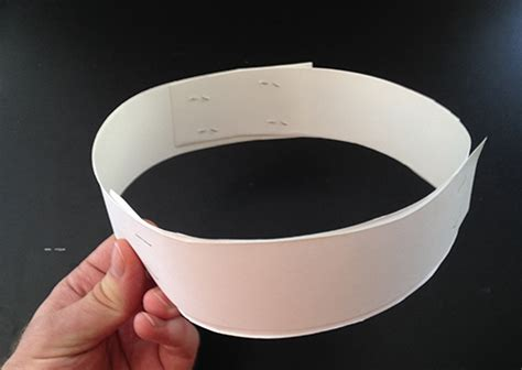 How To Make A Captain Hat Out Of Paper - pirate hat template for