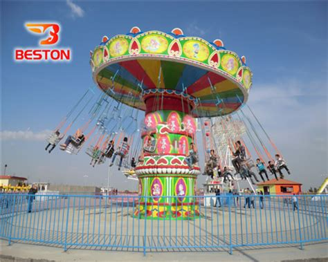 swings amusement park ride thrill rides for sale beston amusement equipment co ltd