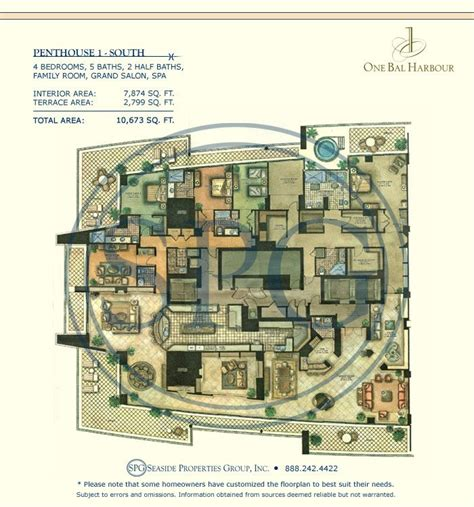 Las Olas Grand Floor Plans by One Bal Harbour Floor Plans Luxury Oceanfront Condos In