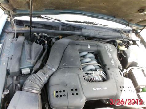 transmission control 1994 lincoln mark viii transmission control find used 1994 lincoln mark viii base sedan 2 door 4 6l in wernersville pennsylvania united states