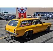 Vega Wagon Drag Car Just A Guy  Station Who Knew