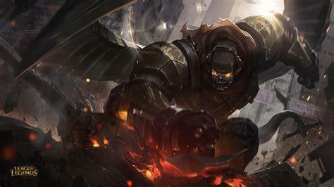 surrender   champion update galio  colossus