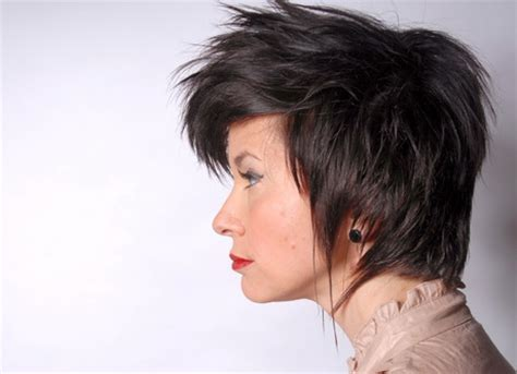 edgy cute hairstyles edgy short haircuts for women