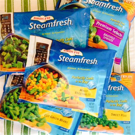 m s frozen vegetables frozen vegetables just a dot not a lot