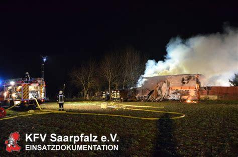 Scheune Limbach Kirkel by Kreisfeuerwehrverband Saarpfalz E V
