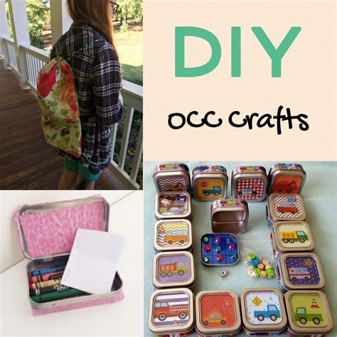 diy operation christmas child crafts southern savers