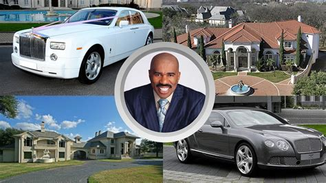 steve harvey house steve harvey net worth wife kids height age family house wiki