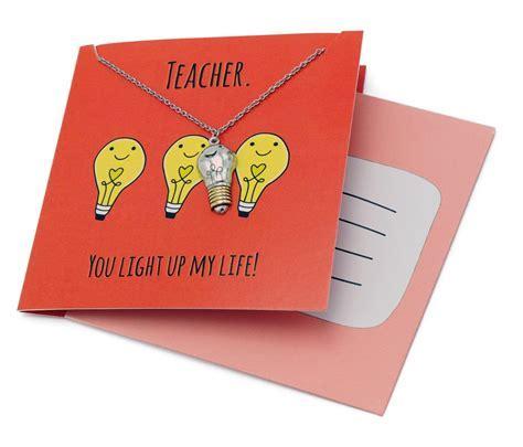 Gabby Gifts for Teachers, Funny Cards, Teacher. You light