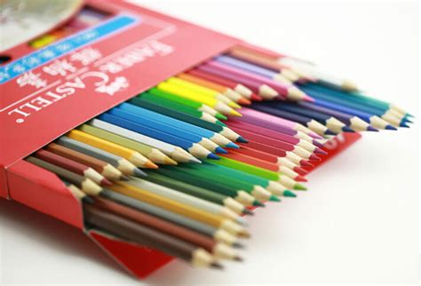 Pencil Colour Pensil Warna Classic Faber Castell 48 Color pencil machine picture more detailed picture about
