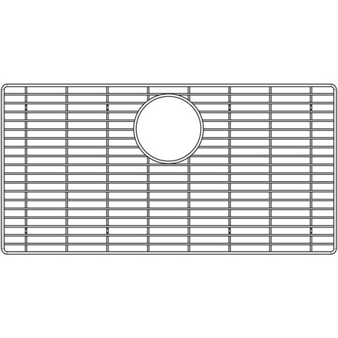 blanco ikon apron sink blanco stainless steel sink grid for ikon 33 in apron