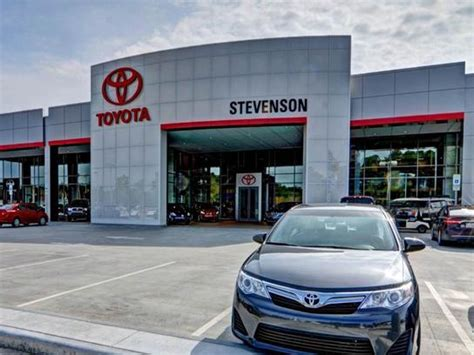 Toyota Dealership Jacksonville Nc Stevenson Toyota Jacksonville Nc 28546 Car Dealership