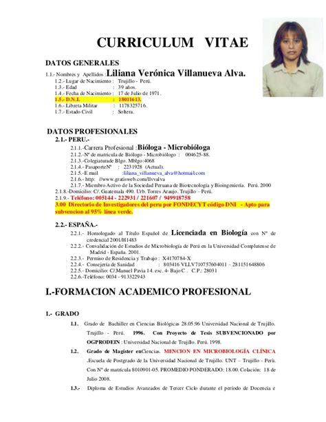 Ejemplo Curriculum Vitae Contador General Free Professional Resume