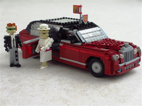 bentley lego bentley state limousine rather than a vehicle