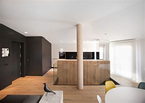 ingenious apartment design for a young couple 0710 duplex