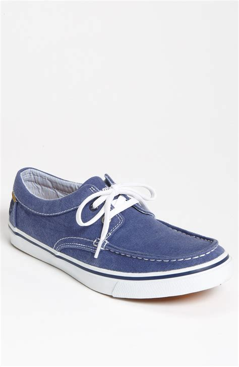 timberland earthkeepers boat shoes timberland earthkeepers hookset boat shoe in blue for men