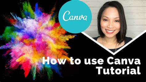 canva video tutorial how to use canva a step by step canva tutorial for