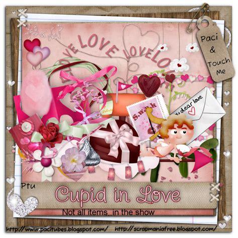 Teenlitcover Lama Miss Cupid Arsjad barbietch new scrap kit ptu cupid in collab
