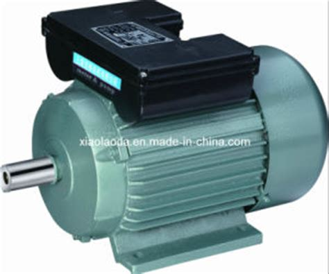 capacitor start capacitor run electric motor china yl single phase capacitor start and capacitor running electric motor china ac motor