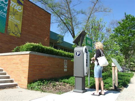 Newly Installed Parking Meters Lead To Membership Surge At U Of M Botanical Gardens