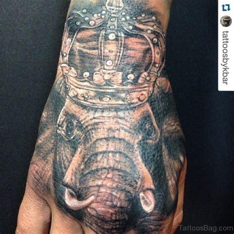 elephant hand tattoo 25 unique elephant tattoos on