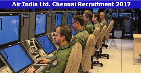 Internship In Chennai For Mba Operations by Air India Limited Chennai Flight Operations Operator 2017
