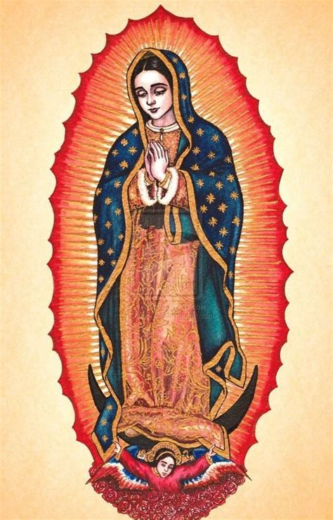 our lady of guadalupe tattoo our of guadalupe by theophilia sacra
