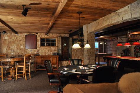 pub room irish pub man cave