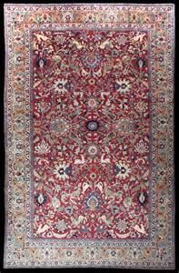 6 By 9 Rug Antique Tabriz Carpet