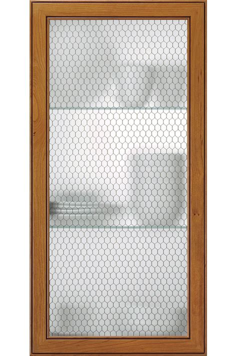 Honeycomb Wire Mesh Cabinet Door   Kitchen Craft