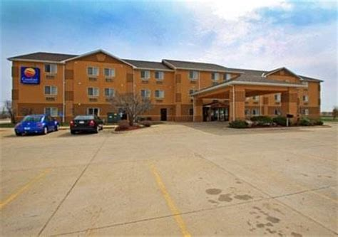 Comfort Inn Suites Mount Pleasant Mount Pleasant Iowa